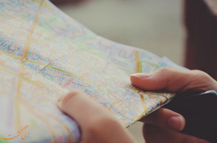 برنامه ریزی سفر