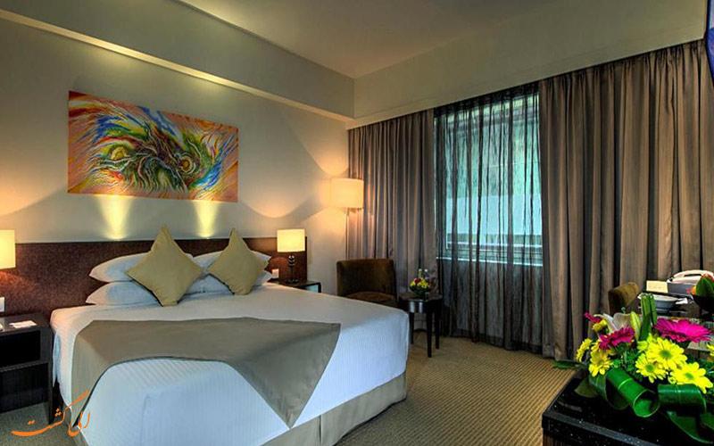 اتاق های هتل رویال مالزی