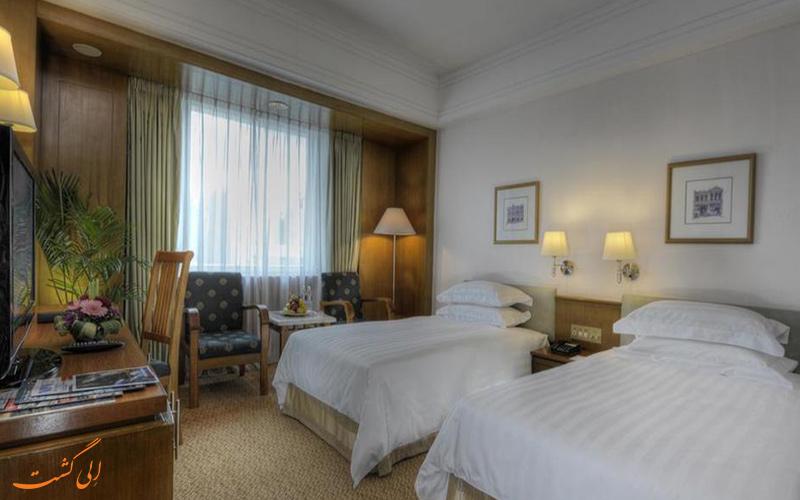 اتاق های هتل رویال در مالزی