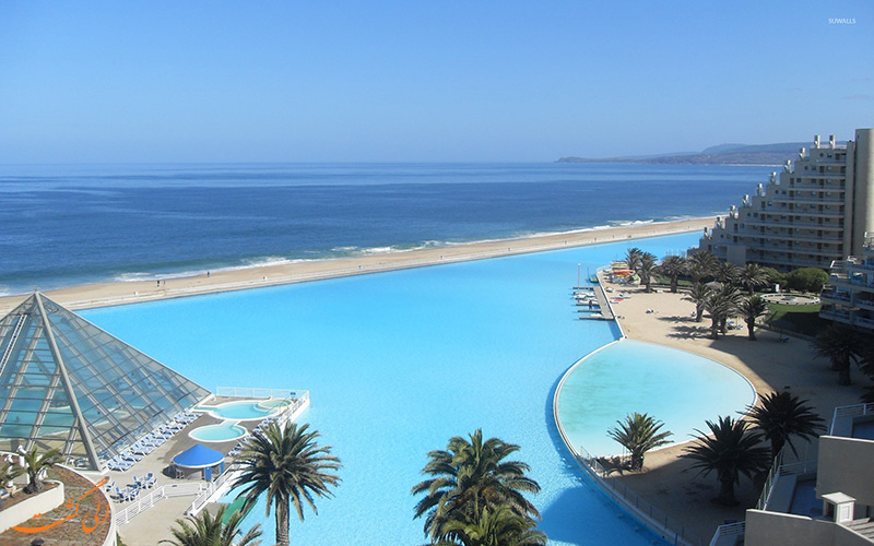 هتل سن آلفوسنو دل مار در شیلی