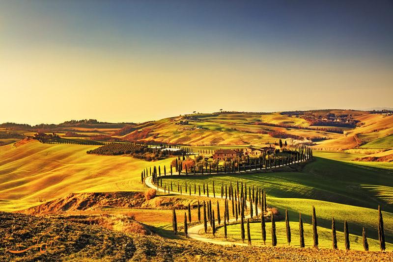 عکس توسکانی ایتالیا