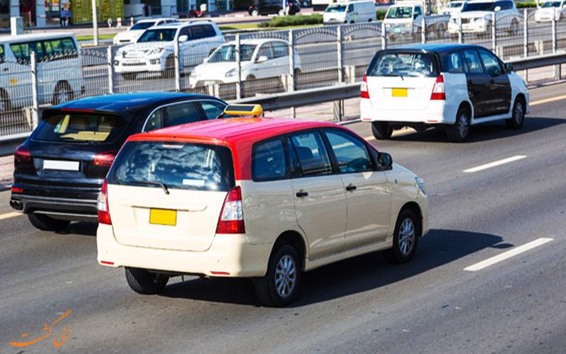 تاکسی دبی