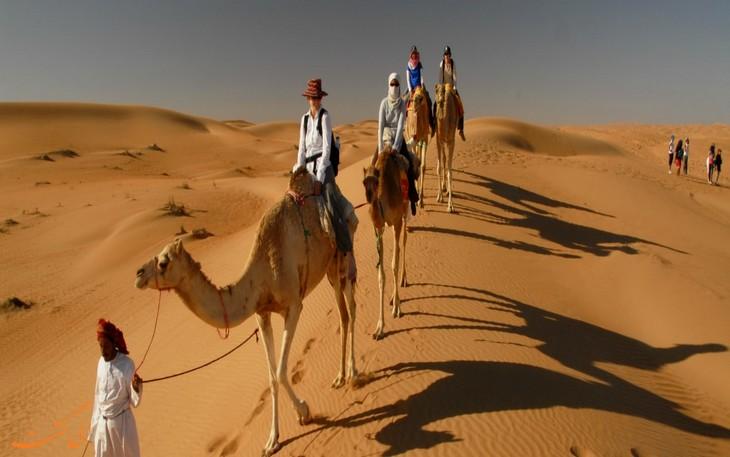 جاذبه های عمان