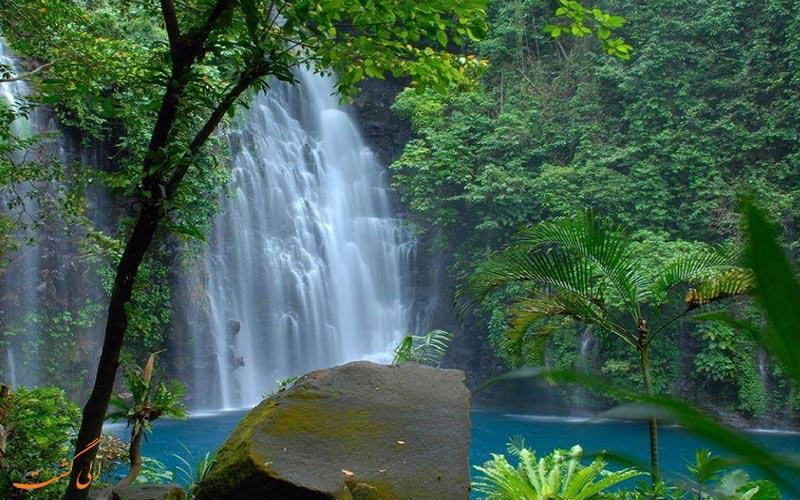 آبشار دیدنی