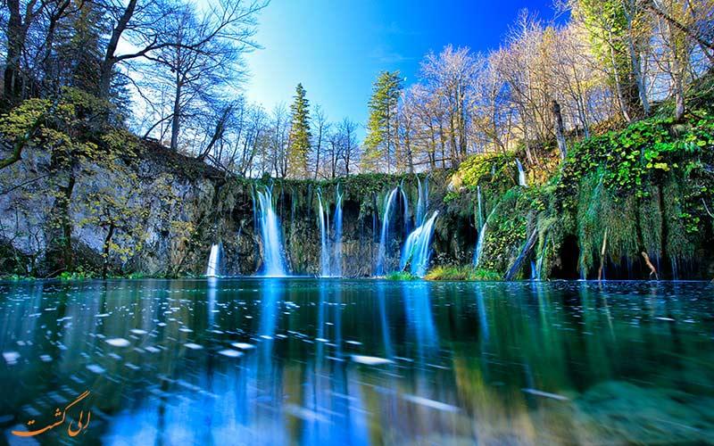 آبشارهای پارک ملی