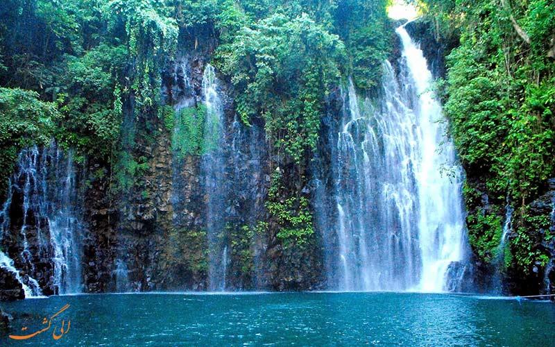 آبشارهای دیدنی