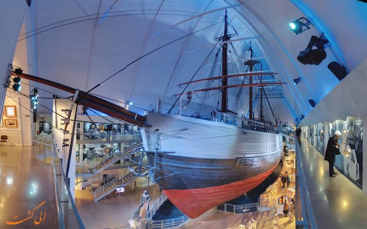 موزه کشتیهای فرام
