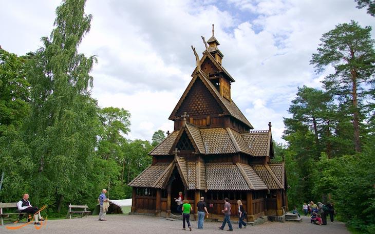 موزه مردمشناسی نروژی