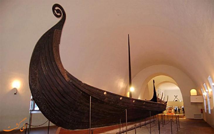 موزه کشتیهای وایکینگ