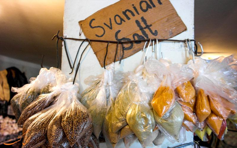 نمک سوانتی