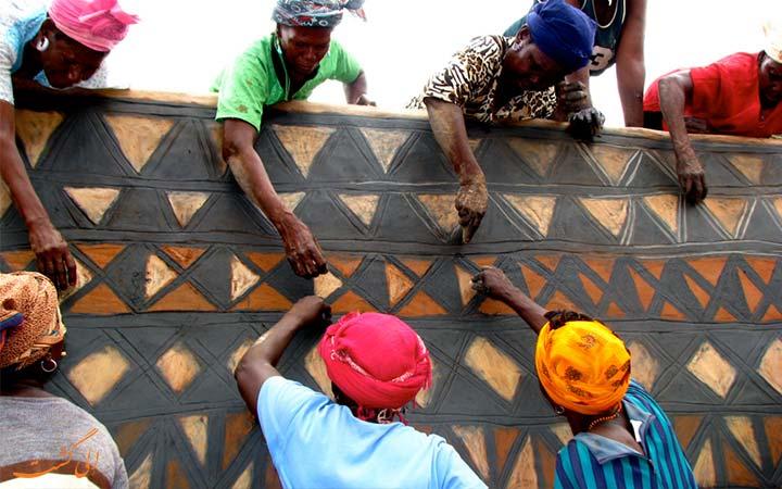 مردان آفریقایی