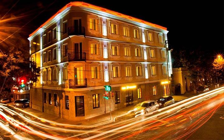 هتل زپ پالاس