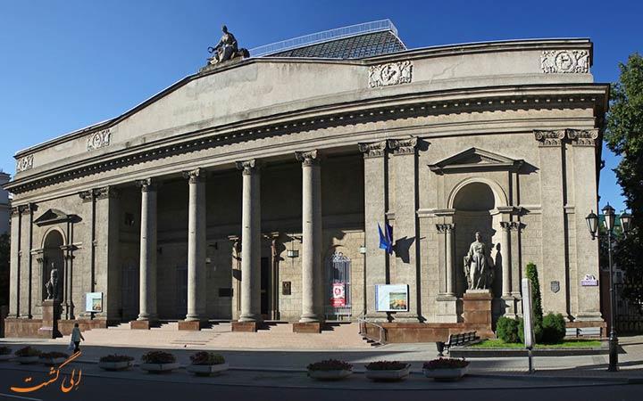 موزه هنر در مینسک