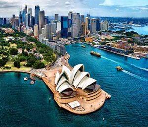 جاذبههای سیدنی