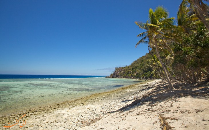 جزایر مامانوکا فیجی