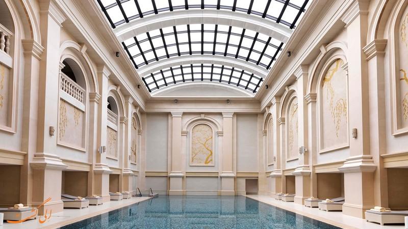 استخر هتل فور سیزن باکو