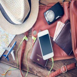 مخفی کردن وسایل با ارزش در سفر