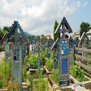 قبرستان مری در رومانی