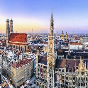 شهرهای پر بازدید اروپا