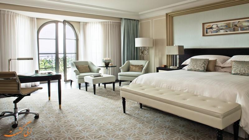 اتاق های هتل فور سیزن باکو