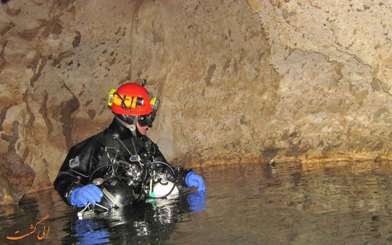 غار سر نی