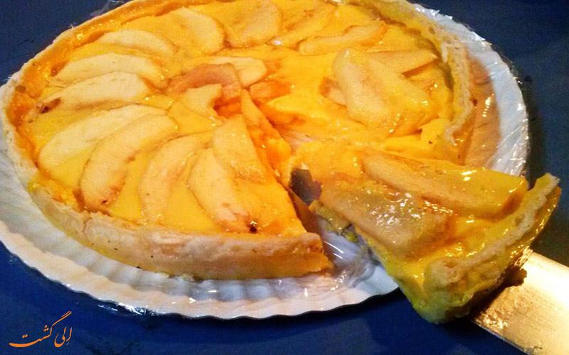 Arepas Dulces con Manzanas