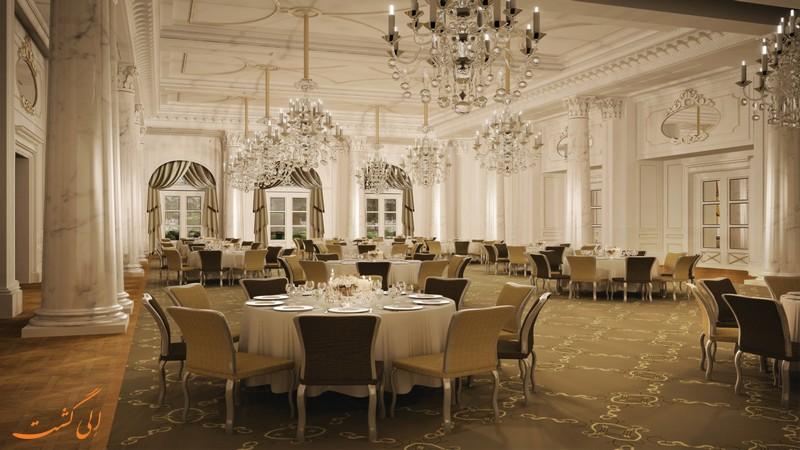 رستوران هتل فور سیزن باکو