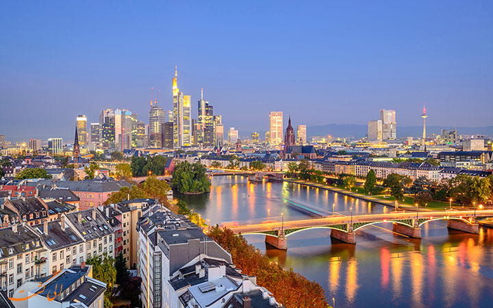 شهر فرانکفورت