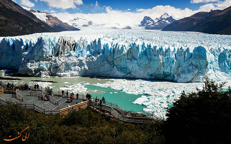 جاذبه های آرژانتین-در میان بزرگترین کشورهای جهان