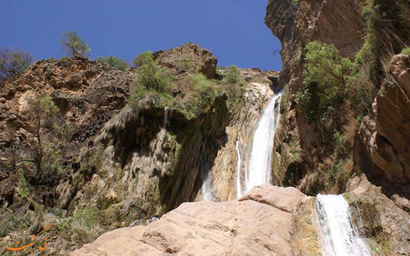 بلندترین آبشار خرم آباد