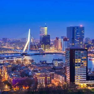 هزینه های سفر به روتردام