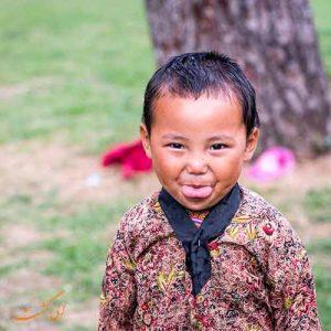 بوتان شادترین کشور