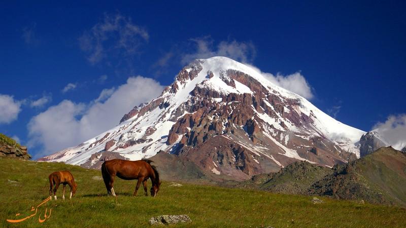 کوه کازبک