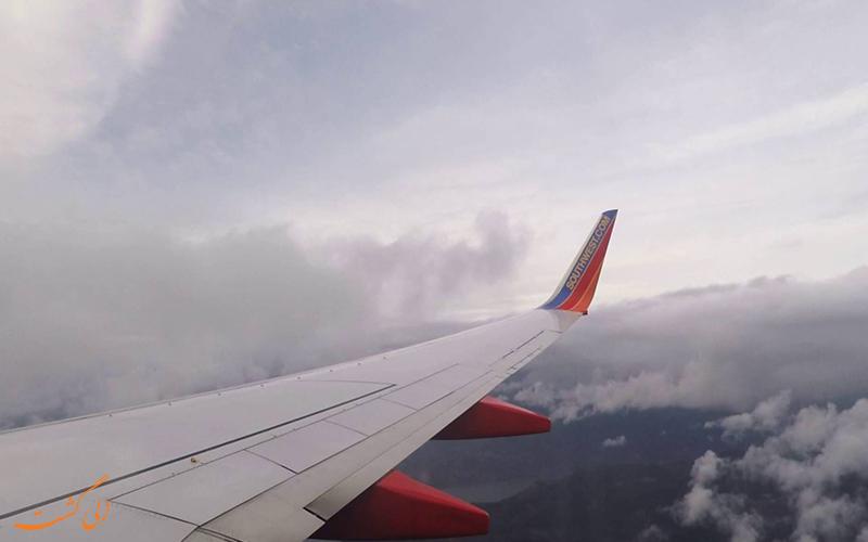 باله هواپیما