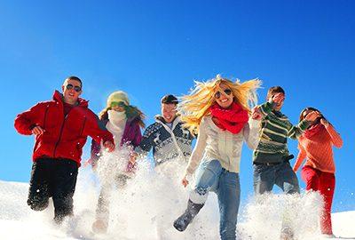 مسافرت خارجی در زمستان