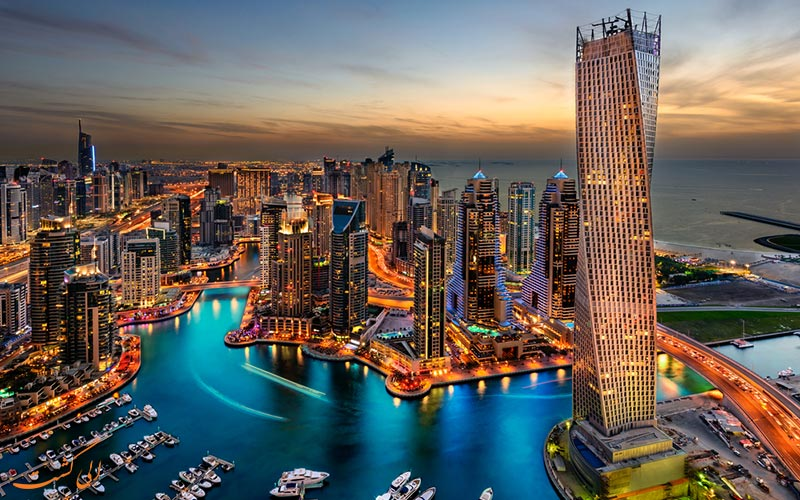 شهر دوبی
