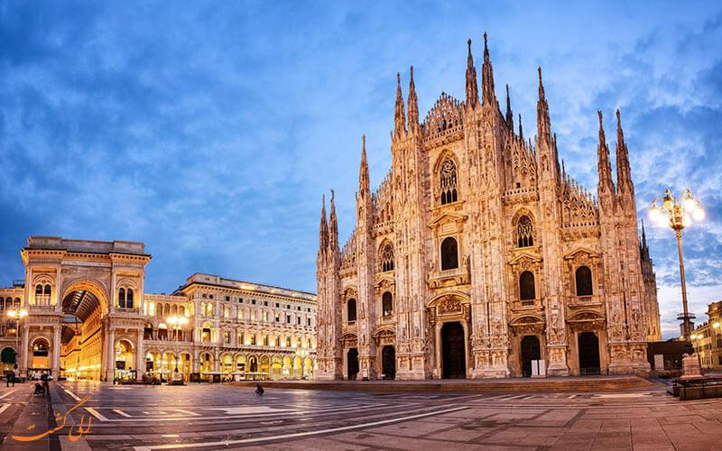 میلان ایتالیا