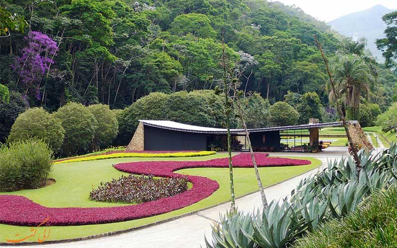 باغ های دیدنی در برزیل