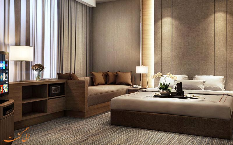 هتل ماریوت در کوالالامپور