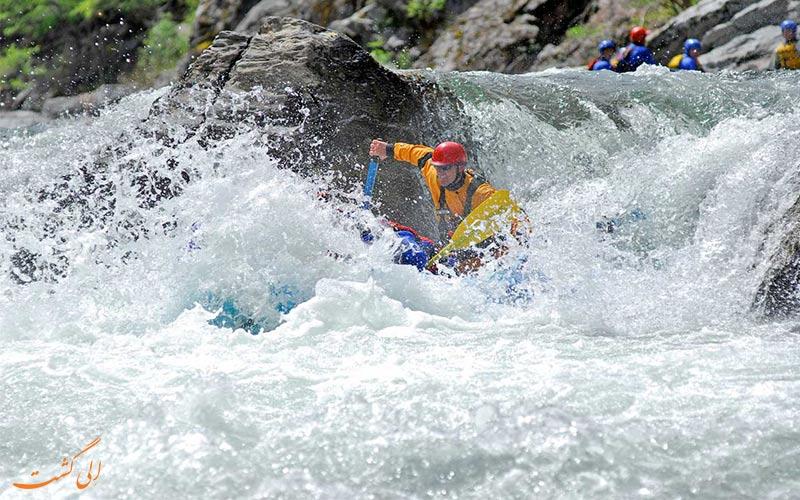 رفتینگ رودخانه