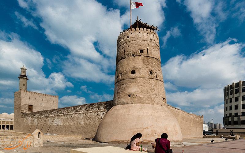 قلعه تاریخی دوبی