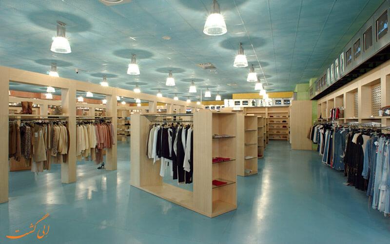 فروشگاه در میلان