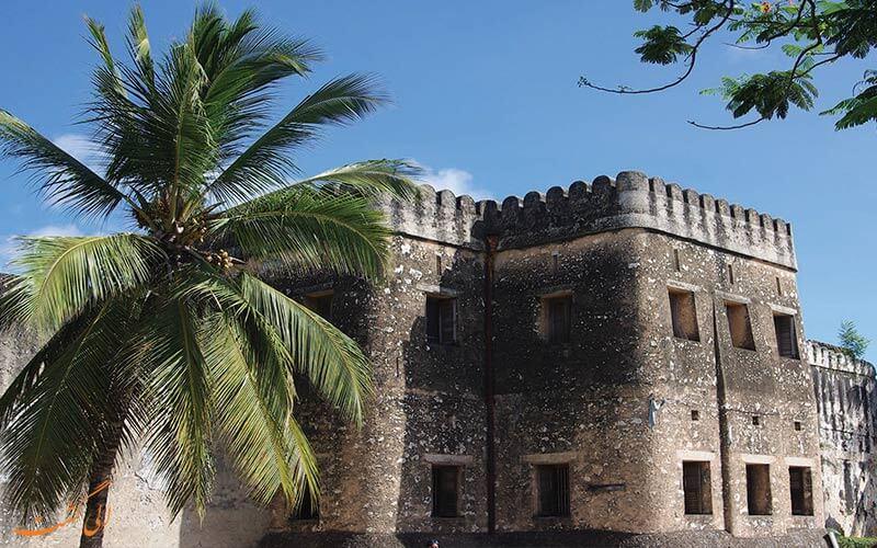 جزیره زندان زنگبار تانزانیا