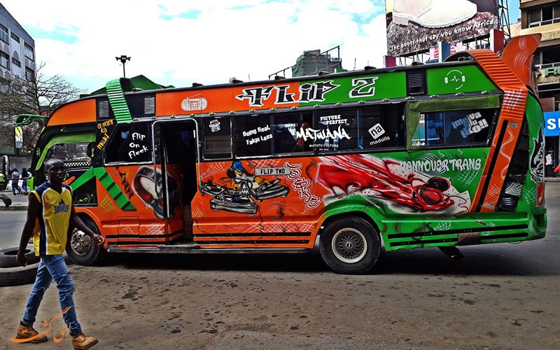 ماتوتو در کنیا