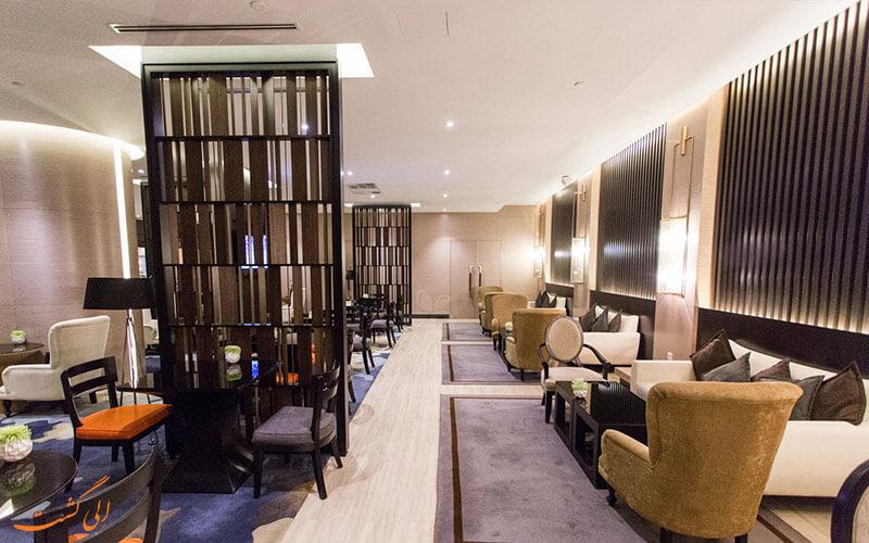 اتاق های ملاقات هتل ماریوت مالزی