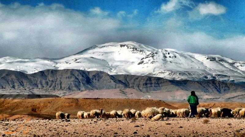 کوچ نشینان مراکش