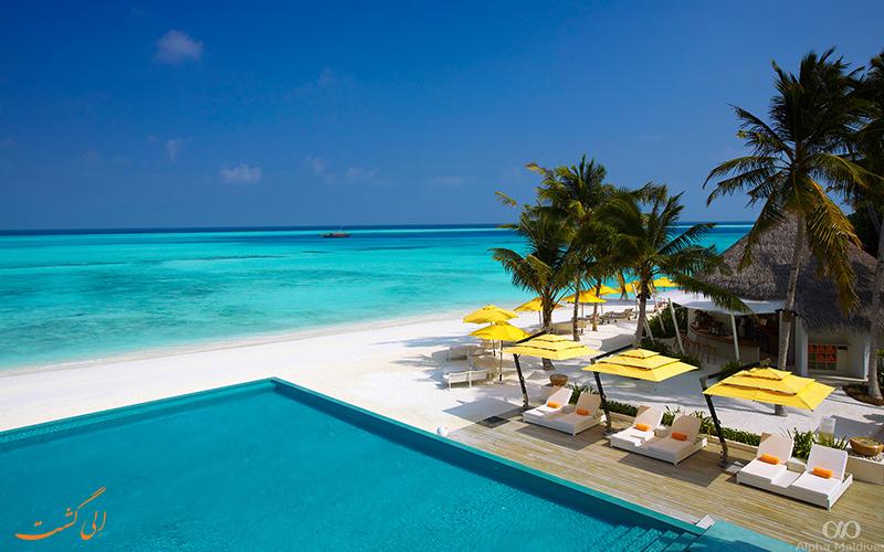مسافرت خارجی در زمستان به جزایر مالدیو | Maldives