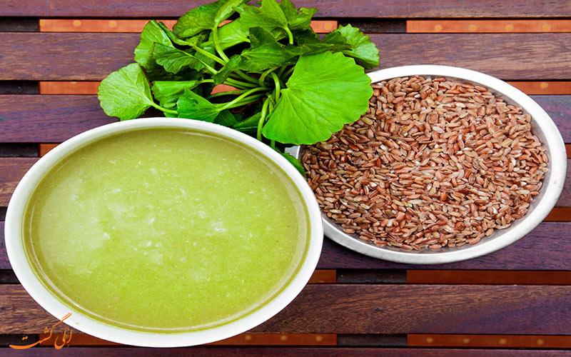 غذای Gotu Kola Kanda