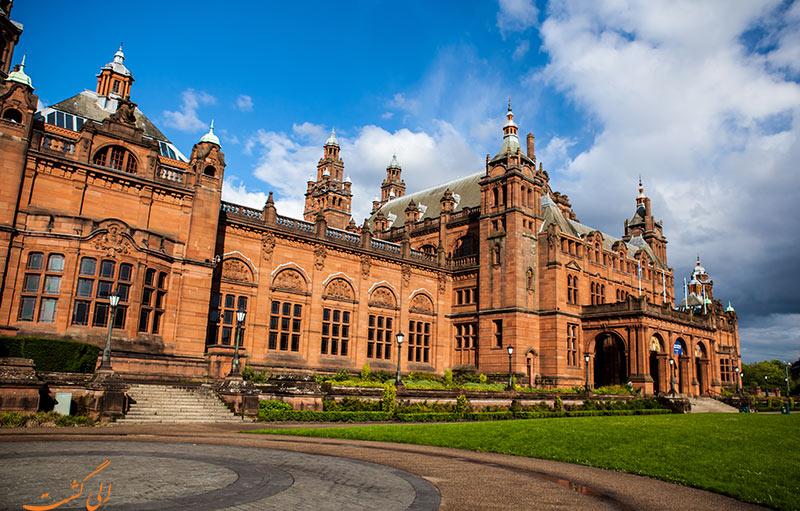 جاذبه های تاریخی اسکاتلند