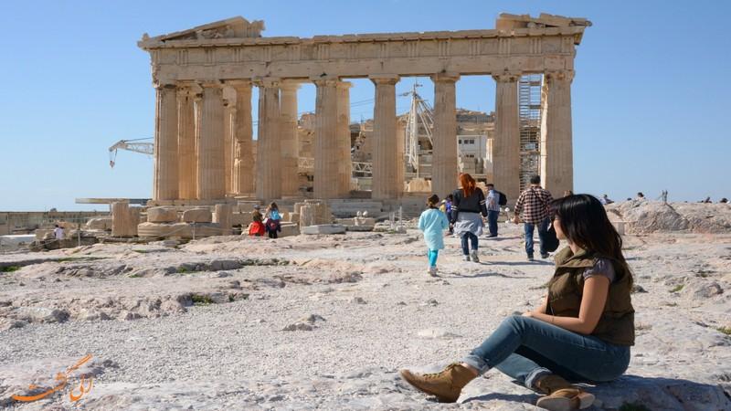 مکان های باستانی آتن